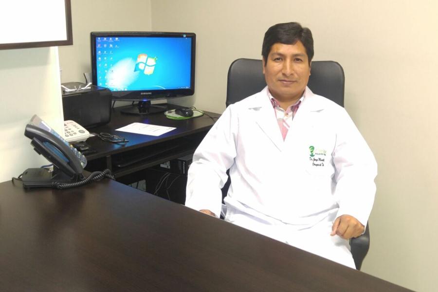 Imagen de Dr. Jorge Mantilla Vasquez