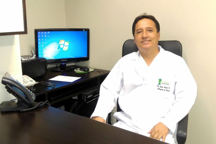 Imagen de Dr. Juan Rafael Vicuña Ríos
